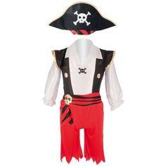 Déguisement Petit pirate 2-3 ans