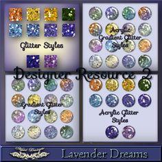 MystD - Lavender Dreams - Designer Resource 2 [MystD-LavenderDreams-DR2] - $5.96 : Digital Scrapbooking Store | Digi Style Designs Descripti...