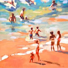 Elizabeth Lennie | Paintings - 2015
