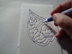styrofoam printmaking | printmaking: styrofoam printmaking tutorial