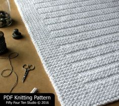 "I'm so excited to announce my newest blanket knitting pattern called ""Where the Sidewalk Ends"" . This blanket is very easy to knit with sup. Knitting Terms, Knitting For Charity, Circular Knitting Needles, Knitted Afghans, Knitted Blankets, Small Crib, Where The Sidewalk Ends, Casting On Stitches, Lion Brand Wool Ease"