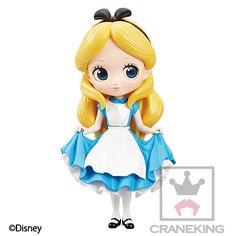 DISNEY CHARACTERS Q posket Disney Characters - Alice - | Banpresto Products | BANPRESTO