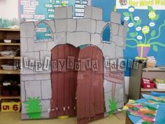 Clutter-Free Classroom: fairy tale