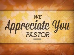 Pastor Appreciation Day Christian PowerPoint | Display your gratitude using this autumn-themed religious PowerPoint. #Sharefaith