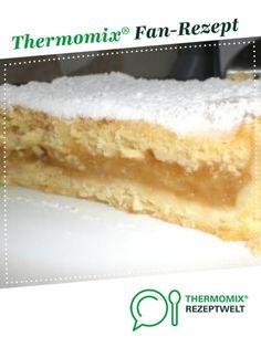 Gedeckter Apfelkuchen von S64. Ein Thermomix ® Rezept aus der Kategorie Backen süß auf www.rezeptwelt.de, der Thermomix ® Community.