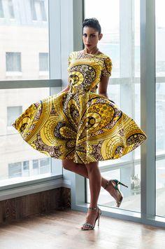 Kaela Kay -  Saraiah Sunshine Dress , $186.67 (http://shop.kaelakay.com/saraiah-sunshine-dress/)