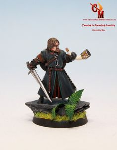Lord of the Rings Boromir Lord of the Rings Boromir by Games Workshop