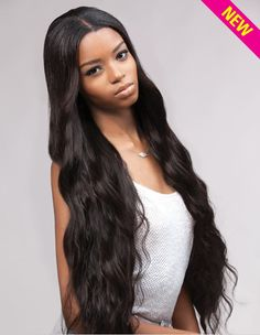 Outre SIMPLY Brazilian 100% Non-processed Hair NATURAL DROP BODY