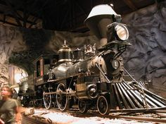 Ornate Steam Locomotives | that prior to locomotive pooling in the 1880s, American locomotives ...