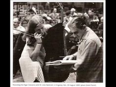 Famous Adagio - first movement from Elgar's cello concerto. Recorded 19 th August 1965. Jacqueline du pre with sir John Barbirolli.