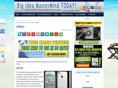 Big Idea MasterMind TODAY!http://www.bigideamastermindtoday.com/aifon-aifon/