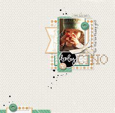 All digital scrapbooking product from DesignerDigitals.