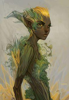 Earth Elemental Sprite, Tim Von Rueden on ArtStation at https://www.artstation.com/artwork/earth-elemental-sprite