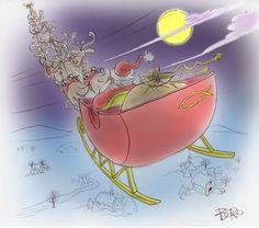 And to all a good night! | Read Speechless #comics @ www.gocomics.com/speechless/2014/12/22?utm_source=pinterest&utm_medium=socialmarketing&utm_campaign=social-pin | #GoComics #webcomic #Christmas