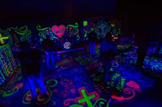 this would be cool for glow night in October