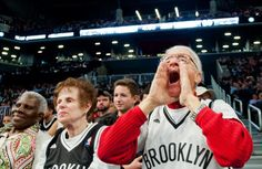 Brooklyn Nets Fans #1
