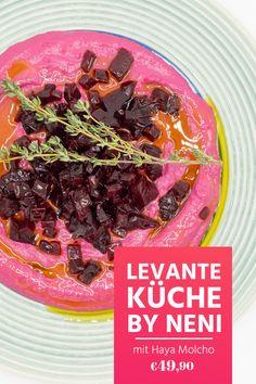 Zeit für Balagan! Im Online-Kochkurs zeigt dir Haya Molcho von NENI die Grundlagen der levantinischen Küche: bunt, gesund und super lecker! Jetzt ausprobieren! Super, Bunt, Mexican, Ethnic Recipes, Food, Healthy, Cooking, Food Food, Recipies