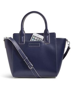 Another great find on #zulily! Classic Navy Satchel #zulilyfinds