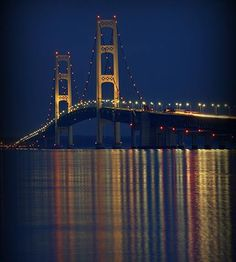 LOVE the Mackinac Bridge. My mom took us every summer. I can't wait to make the same memories with my kids.