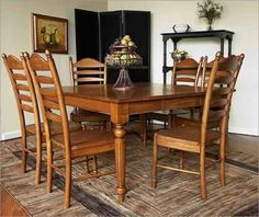 french country dining room chairs - Country Dining Room Sets