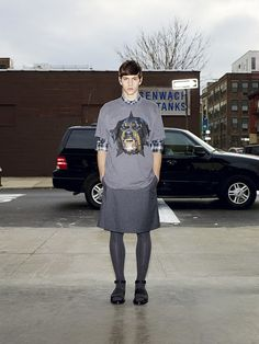 Givenchy Pre-Fall 2012 Men's Collection