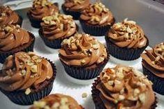 Cupcake νουτέλλα