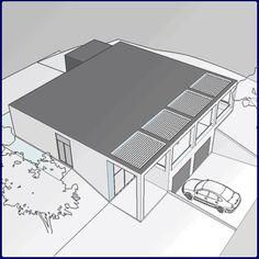 Lav garage