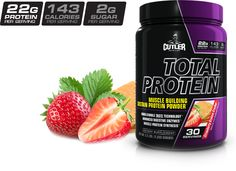 Total Protein de Cutler Nutrition | Proteinas | Miproteina Colombia