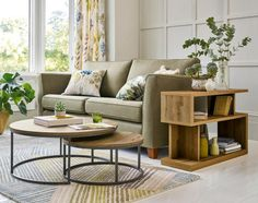In the urban apartment living area, decorating small living rooms gets a bit easier with these 20 small living room ideas. Green Furniture, Modern Furniture, Paint Furniture, Small Living Rooms, Living Room Decor, Modern Living, Dining Room, Multipurpose Furniture, Center Table