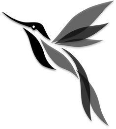 Humming Birds – Illustration – Art & Islamic Graphics Kolibris – Illustration – Kunst & Islamische Grafik This image has. Vogel Silhouette, Bird Silhouette Art, Vogel Illustration, Art And Illustration, Motifs Art Nouveau, Afrique Art, Bird Stencil, Bird Graphic, Creation Art