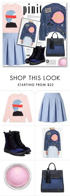 """""""LOVE YOINS"""" by nanawidia ❤ liked on Polyvore featuring Miss Selfridge and MAC Cosmetics"""