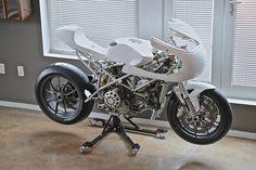 RADICAL DUCATI 999/996 CAFE RACER