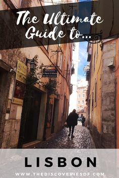 Lisbon is one of Europe's Coolest Cities. Find out why with our ultimate travel guide to things to do in Lisbon.