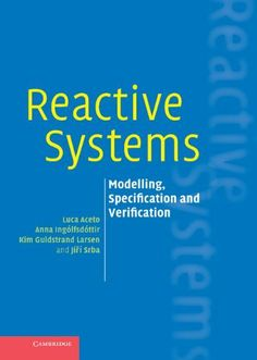 Reactive Systems: Modelling, Specification and Verification by Luca Aceto et al., http://www.amazon.co.uk/dp/0521875463/ref=cm_sw_r_pi_dp_-D0Jtb00N1WS1