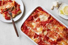 Ovnsbakt pasta med spinat, ost og tomat - DN.no