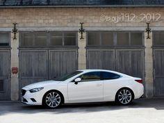 2014 Mazda 6 Coupe concept