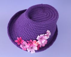 Crochet pattern for a fedora hat by Ars Vera - Crochet pattern for a . Crochet pattern for a fedora hat by Ars Vera - Crochet pattern for a fedora hat by Ars Vera page crochet - jewelry jewelry jewelry diy jewelry accessories trends Jewelry Crochet Daisy, Free Crochet, Hat Crochet, Knitted Headband, Knitted Hats, Amazing Animals, Braided Scarf, How To Make Scarf, Floral Bags