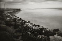 The cliff of Viareggio by Alessandro Chiarini
