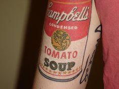 Not a dragon, skull, fav football logo....soup? really?