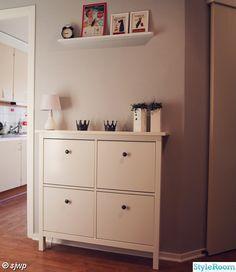 ikea,hemnes, wall color