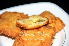 INTAI DAPUR: Durian Bites....