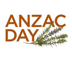 Anzac Day activities to commemorate