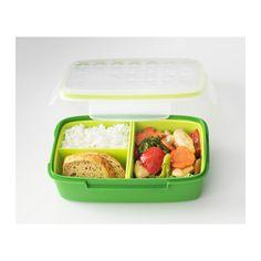 "FESTMÅLTID Lunch box - 8 ¾x5 ½x2 ¾ "" - IKEA"