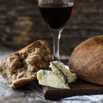 Red Wine Biga Bread