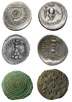 Monedas Bellum cantabricum_reversos