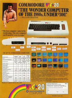 Commodore VIC-20.