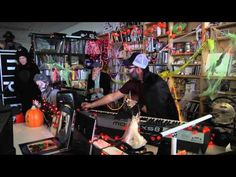 """Neko Case: NPR Music Tiny Desk Concert - Gorilla-suit-clad Neko Case performs alongside Kelly Hogan, as well as Eric Bachmann of Crooked Fingers and Archers of Loaf. Set List: """"Night Still Comes"""", """"Calling Cards"""", """"Local Girl"""" - Beautiful vocals"""