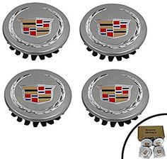 Cadillac SRX 2004 2005 2006 2007 2008 2009 LARGE WREATH /& CREST GRILLE EMBLEM!