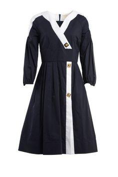 PETER PILOTTO Peter Pilotto Cotton Blend Dress. #peterpilotto #cloth #dresses