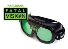 Fatal Vision: Marijuana Goggles Show You Effects of Drug Abuse
